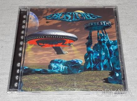 Продам Фирменный СД Boston - Greatest Hits Состояние диск/полиграфия VG+/VG+ -. Харьков, Харьковская область. фото 1