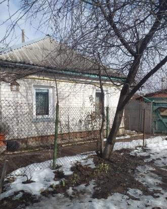 ...Часть дома общей площадью 71 м2, кухня 9м2, участок  правильной прямоугольной. Молокозавод, Чернигов, Черниговская область. фото 3