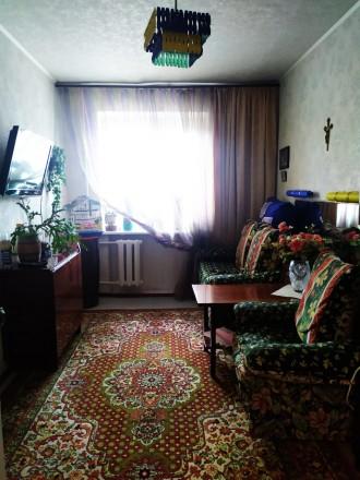 Продам 3 к. квартиру в Лесках (ул. Курортная, ост. Океан) 3\5 этажного, кирпично. Лески, Николаев, Николаевская область. фото 3