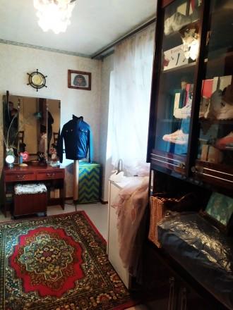 Продам 3 к. квартиру в Лесках (ул. Курортная, ост. Океан) 3\5 этажного, кирпично. Лески, Николаев, Николаевская область. фото 4