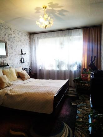 Продам 3 к. квартиру в Лесках (ул. Курортная, ост. Океан) 3\5 этажного, кирпично. Лески, Николаев, Николаевская область. фото 2