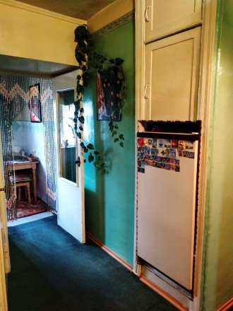 Продам 3 к. квартиру в Лесках (ул. Курортная, ост. Океан) 3\5 этажного, кирпично. Лески, Николаев, Николаевская область. фото 11