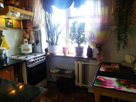 Продам 3 к. квартиру в Лесках (ул. Курортная, ост. Океан) 3\5 этажного, кирпично. Лески, Николаев, Николаевская область. фото 6