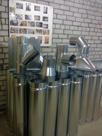 Изготовление систем вентиляции.Услуги жестянщика.http://www.ventok.prom .ua/Изг. Киев, Киевская область. фото 2