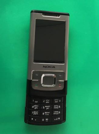 """Продаётся телефон Nokia-6500 Slide слайдер 2.2"""" камера 3.2мп 900мАч 3G. Ра. Киев, Киевская область. фото 10"""