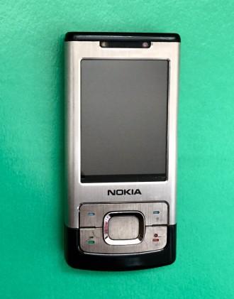 """Продаётся телефон Nokia-6500 Slide слайдер 2.2"""" камера 3.2мп 900мАч 3G. Ра. Киев, Киевская область. фото 2"""