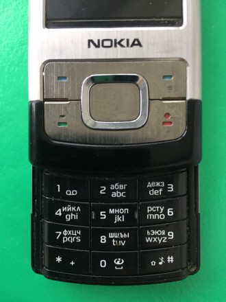 """Продаётся телефон Nokia-6500 Slide слайдер 2.2"""" камера 3.2мп 900мАч 3G. Ра. Киев, Киевская область. фото 9"""