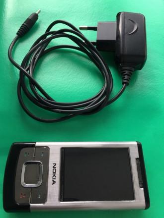 """Продаётся телефон Nokia-6500 Slide слайдер 2.2"""" камера 3.2мп 900мАч 3G. Ра. Киев, Киевская область. фото 12"""