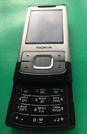 """Продаётся телефон Nokia-6500 Slide слайдер 2.2"""" камера 3.2мп 900мАч 3G. Ра. Киев, Киевская область. фото 11"""