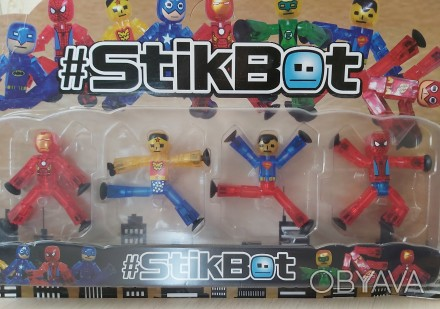 Набор Stikbot анимации анимация