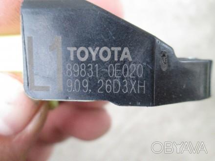 89831-0Е020 Датчик подушки безопасности Lexus RX 350 898310Е020. Луцк, Волынская область. фото 1