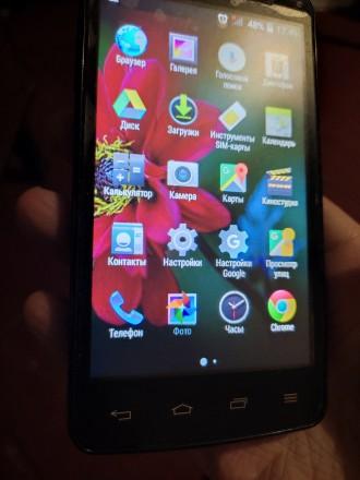 Продам смартфон LG модель X 135  Смартфон в идеальном состоянии. Батарея новая з. Харьков, Харьковская область. фото 3