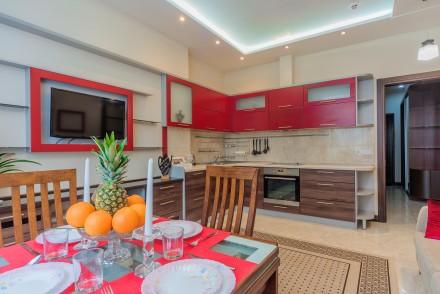 Просторная 1-комнатная квартира, выполнена в современном стиле и расположена на . Малый Фонтан, Одесса, Одесская область. фото 2