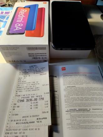 Xiaomi Redmi 8A 2Gb/32Gb Black Global Edition 2020 Состояние отличное, без вскр. Лохвица, Полтавская область. фото 5