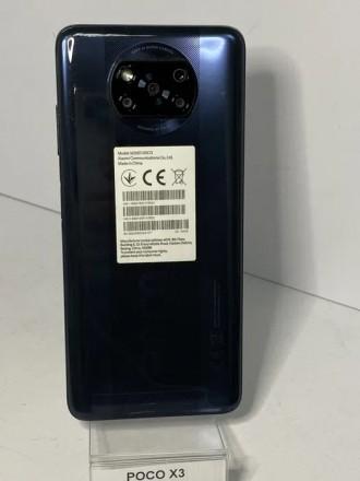 Xiaomi POCO X3 6/128gb Камера, батарея, дисплей, корпус на высшем уровне. Очен. Киев, Киевская область. фото 2