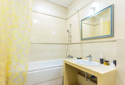 Светлая студия выполнена в современном стиле и расположена на 8 этаже 23-этажног. Приморский, Одесса, Одесская область. фото 11