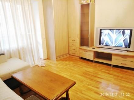 Современная однакомнатная квартира на Таирова сдается посуточно и почасово.Кварт. Киевский, Одесса, Одесская область. фото 3