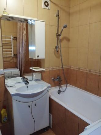 Современная однакомнатная квартира на Таирова сдается посуточно и почасово.Кварт. Киевский, Одесса, Одесская область. фото 4