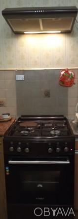 Газовая плита Canrey с электро-конфоркой в отличном состоянии