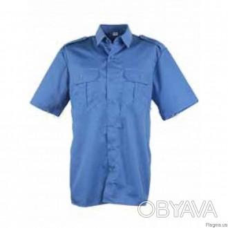 Мужская рубашка форменная