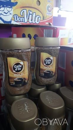 Кава Café Dor Gold 200г