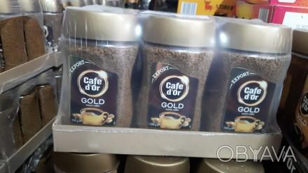 Кава Café Dor Gold export 200г