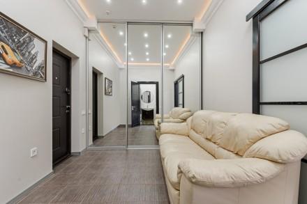Новый ремонт!  Предлагается к продаже 2-х комнатная квартира площадью 91 м2 в . Аркадия, Одесса, Одесская область. фото 7