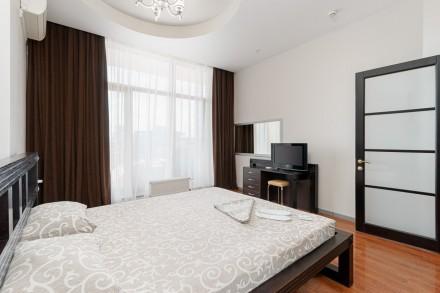 Новый ремонт!  Предлагается к продаже 2-х комнатная квартира площадью 91 м2 в . Аркадия, Одесса, Одесская область. фото 3