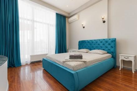 Новый ремонт!  Предлагается к продаже 2-х комнатная квартира площадью 91 м2 в . Аркадия, Одесса, Одесская область. фото 4