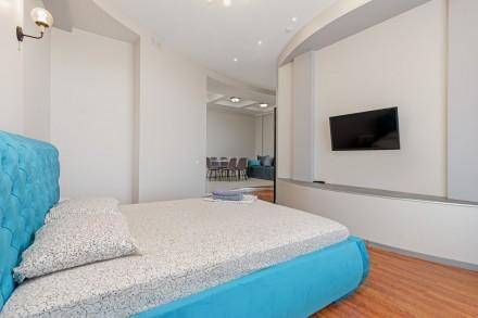 Новый ремонт!  Предлагается к продаже 2-х комнатная квартира площадью 91 м2 в . Аркадия, Одесса, Одесская область. фото 5