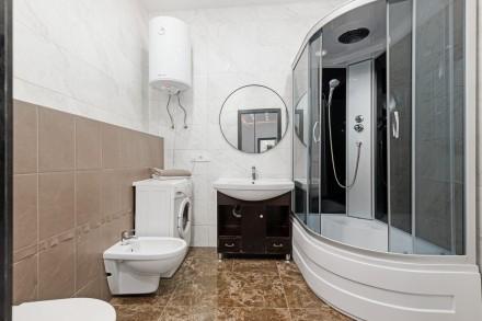 Новый ремонт!  Предлагается к продаже 2-х комнатная квартира площадью 91 м2 в . Аркадия, Одесса, Одесская область. фото 10