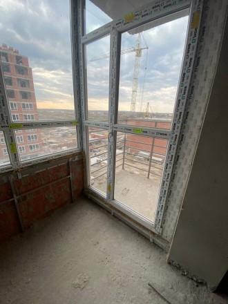 1 - 2 комнатная квартира ЖК Днепропетровская Брама 2  Секция - 2. Введена в эк. Золотые ключи, Днепр, Днепропетровская область. фото 9