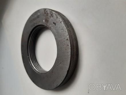 Калибр-кольцо G2 для трубной  резьбы,не проход кл А,