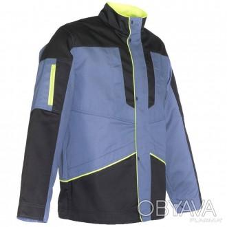 Куртка мужская рабочая ткань саржа