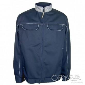 Рабочая мужская куртка на молнии