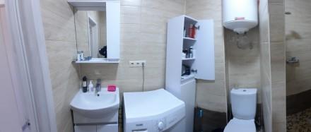 Новая квартира  (2021 г.)  1-й! сезон тип-АПАРТАМЕНТЫ - 2-х сп. кровать + 1 до. Поселок Котовского, Одесса, Одесская область. фото 8