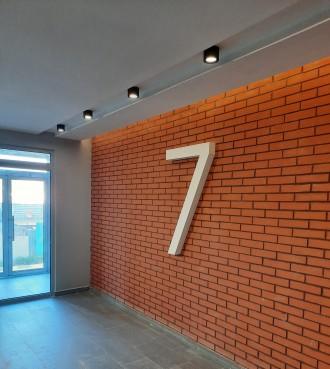 Новая квартира  (2021 г.)  1-й! сезон тип-АПАРТАМЕНТЫ - 2-х сп. кровать + 1 до. Поселок Котовского, Одесса, Одесская область. фото 4