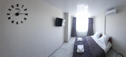 Новая квартира  (2021 г.)  1-й! сезон тип-АПАРТАМЕНТЫ - 2-х сп. кровать + 1 до. Поселок Котовского, Одесса, Одесская область. фото 2