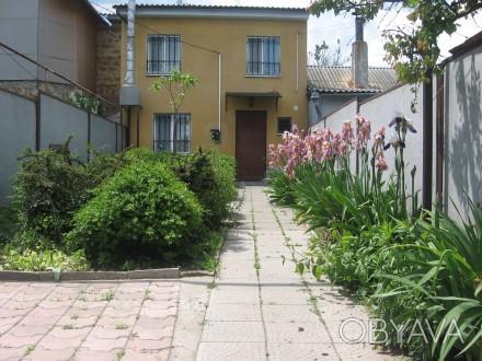 Одесса.   Фонтанка .  Морская сторона. Квартира в 2 уровнях, 4 комнаты,  кухня. Одесса, Одесская область. фото 1