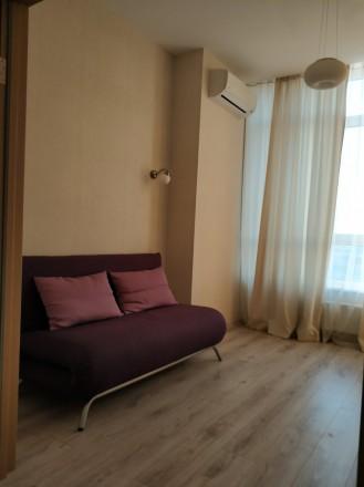 Красивая двухкомнатная квартира с видом на море Французский бульвар 22.Большая к. Приморский, Одесса, Одесская область. фото 4