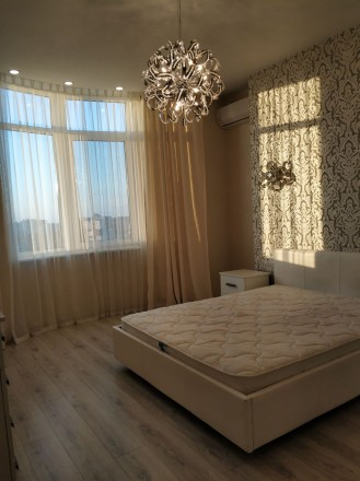Красивая двухкомнатная квартира с видом на море Французский бульвар 22.Большая к. Приморский, Одесса, Одесская область. фото 2