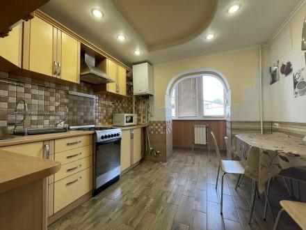 Квартира з хорошим ремонтом, індивідуальне опалення, є всі необхідні для прожива. Центр, Тернопіль, Тернопільська область. фото 4