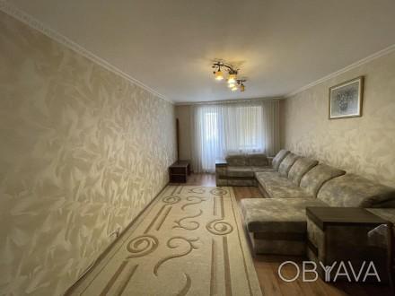 Квартира з хорошим ремонтом, індивідуальне опалення, є всі необхідні для прожива. Центр, Тернопіль, Тернопільська область. фото 1