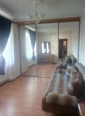 Сдам 3 комнатную квартиру  М.Жукова/Сити центр 6/16 эт 2 раздельные спальни,гост. Киевский, Одесса, Одесская область. фото 4