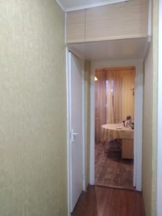 Квартира тёплая, не угловая. Окна в тихий двор. Во дворе школа, садик, рядом кав. Днепр, Днепропетровская область. фото 7