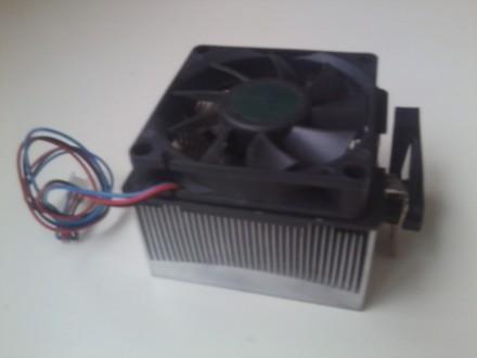 Кулер для процессора. Запорожье. фото 1