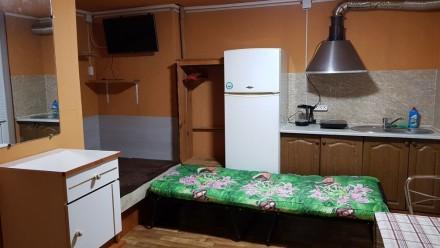 Небольшая уютная смарт квартира. 16 квадратных метров плюс балкон.Три спальных м. Лузановка, Одесса, Одесская область. фото 8