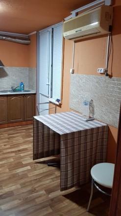 Небольшая уютная смарт квартира. 16 квадратных метров плюс балкон.Три спальных м. Лузановка, Одесса, Одесская область. фото 6