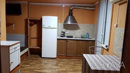 Небольшая уютная смарт квартира. 16 квадратных метров плюс балкон.Три спальных м. Лузановка, Одесса, Одесская область. фото 1