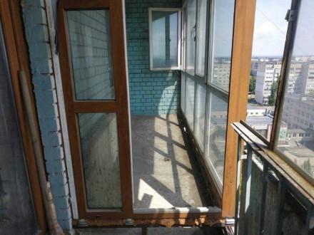 Продам 3-к квартиру (73м2) в кирпичной высотке на пр. Правды - Хмельницкого.  Пр. Днепр, Днепропетровская область. фото 6